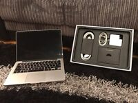 "Apple MacBook Pro 13"" Retina (Aug'14) Intel Core i5 2.7 GHz No HDD 8GB RAM. Fully working;"