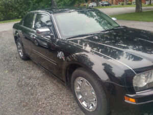 TRADE: 2005 Chrysler 300 Limited Edition for ATV