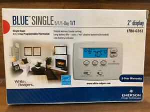 New In the Box Emerson White Rodgers Thermostats For sale