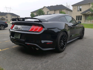 Mustang GT 5.0 2018 performance pack