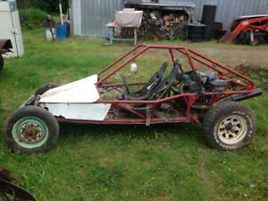 Dune Buggy Sand Rail VW Challenger Two Seater