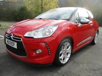 Citroen DS3 E-HDi Dstyle 3dr DIESEL MANUAL 2011/11