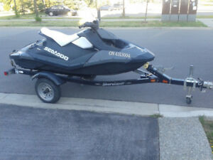 Cheap Seadoo Rental with trailer