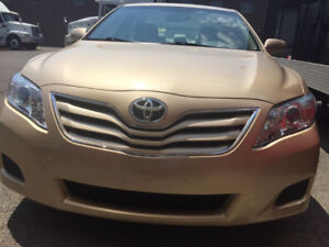 2010 Toyota Camry only 19000km FOR SALE