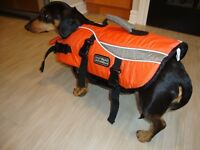 small dog life jackets by Outward Hound
