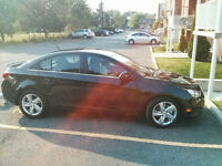 2014 Chevrolet Cruze Diesel Fully Loaded Lease Takeover - $380