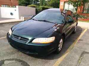 Quick Sale_Honda Accord EXL_ Sunroof_Leather