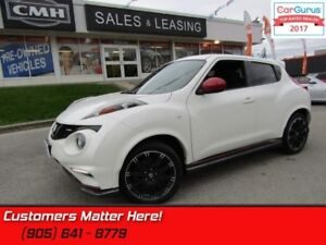 "2014 Nissan Juke Nismo  AWD, NAVI., CAMERA, 18"" ALLOYS, GRAVITY"