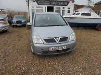 Vauxhall/Opel Meriva 1.7CDTi 16v ( a/c ) 2005.5MY Breeze