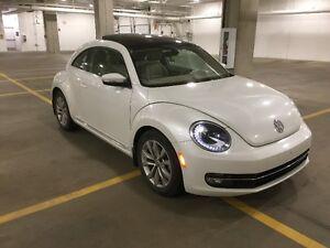2015 Volkswagen Beetle Comfortline Coupe Diesel 6 sp. - $17,900