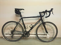 2012 Large Devinci Tosca SL1 Roadbike/Cyclocross - as new