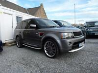 2010 (10) LAND ROVER RANGE ROVER SPORT HSE 3.0 TDV6 ( Autobiography Kit )