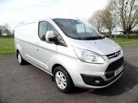 Ford Transit Custom 2.2TDCi ( 125PS ) 290 L2H1 LIMITED Van