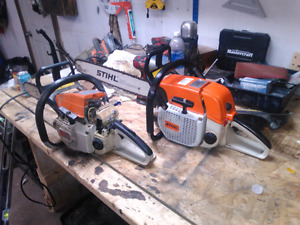 Stihl 038 super great condition
