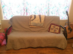 GREAT CONDITION FUTON WITH FRAME