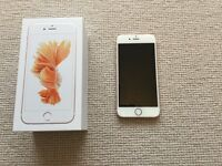 iPhone 6s 64g Rosegold