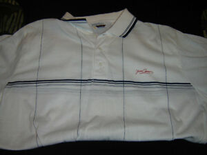 "BRAND NEW MENS LARGE COTTON ""JIMMY CONNORS"" GOLF T SHIRT London Ontario image 2"