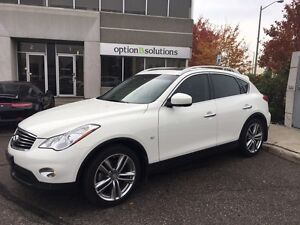 2015 INFINITY QX 50 GUARANTIED FINANCING INQUIRE WITH IN