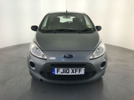 2010 FORD KA 3 DOOR HATCHBACK SERVICE HISTORY FINANCE PART EXCHANGE WELCOME