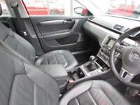 2014 Volkswagen Passat 1.6 TDI BlueMotion Tech Executive 5dr (start/stop)