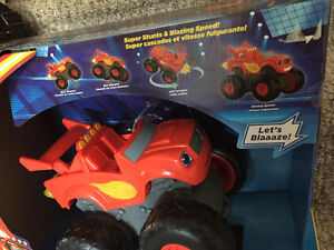 New! Fisher price Nickelodeon blaze & the monster machines Kitchener / Waterloo Kitchener Area image 2