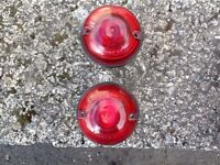 land rover stop/tail lights