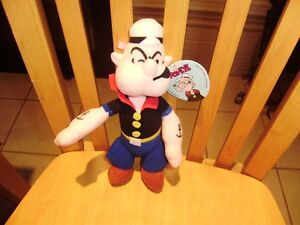 POPEYE STUFFIE AND OLIVE OYL WALLET