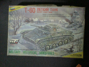 Russian Tanks plastic kit 1/35, new in original package Belleville Belleville Area image 1