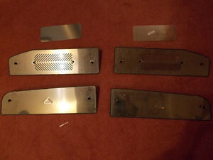 Stainless Steel Grill Inserts Part # 371071