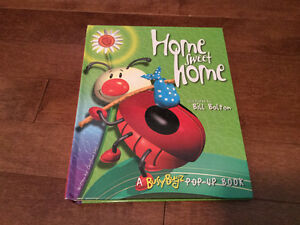 """Pop up book """"Home Sweet Home"""""""