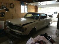1965 Plymouth Valiant Barracuda for Trade or Sale