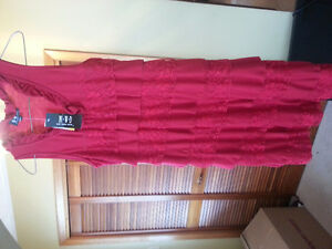 Pretty girls red dress ...brands new ...great for