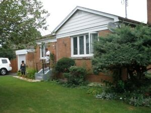 TWO BEDROOM BASEMENT APARTMENT IN HOUSE YONGE & FINCH AREA