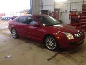 Want to sell. 07 ford fusion