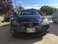 2006 Lexus IS250 AWD - Luxury Sedan