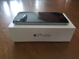 Iphone 6 16 gig Bell