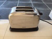 Bush 2 slice toaster