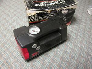 12v Air Compressor for car or Boat
