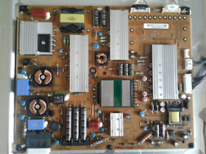 Power Supply and Main Boards - LG 42LV5400 LED TV