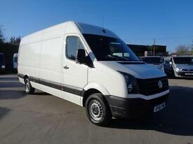 VOLKSWAGEN CRAFTER 2.0 TDi (163PS) CR 35 | LWB | 1 OWNER | 2015 MODEL