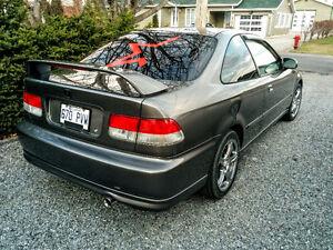 2000 Honda Civic Coupé (2 portes)