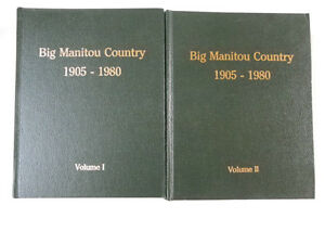 Big Manitou Country - Local History near Marsden, Saskatchewan
