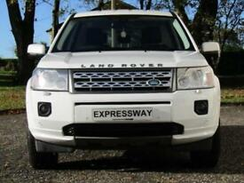 2011 Land Rover Freelander 2 2.2 SD4 XS Station Wagon 5dr