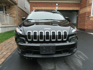 2014 Jeep Cherokee Sport SUV, Crossover, damaged, clean title