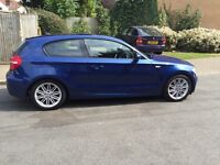 BMW 1 series m sport 116i 2009 cheapest on the net