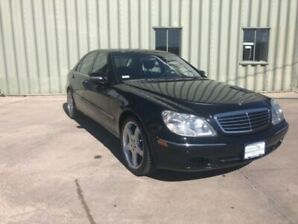 Mercedes S-Class Imported From US - Newer seen winters