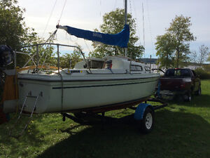 Sirius21 Sail Boat for Sale