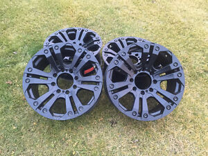 20x10 ford super duty 8 bolt rims
