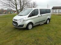 2014 Ford Tourneo Custom 2.2 TDCi 125ps Low Roof 8 Seater Trend MPV Diesel Manua