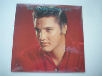 ELVIS PRESLEY NUMBER ONE HITS VINYL LP SEALED!!